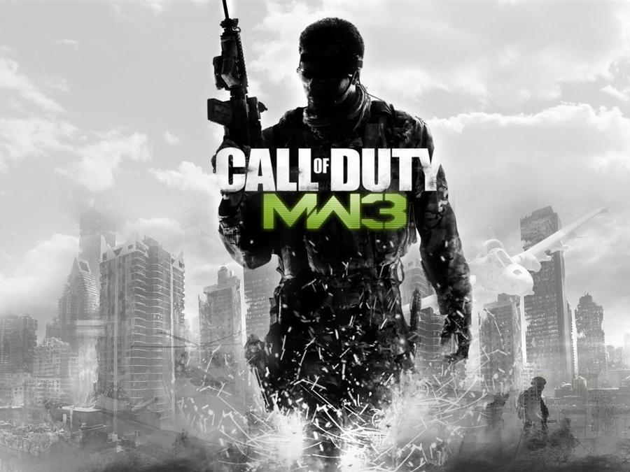 MW3 by aLdEeb
