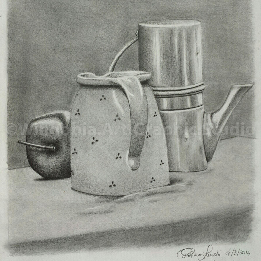 Still Life by WingobiaArtGraphic