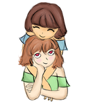 Charisk Hug Behind