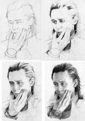 Loki WIP by black-m