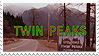 twin peaks stamp by Scoutylanks