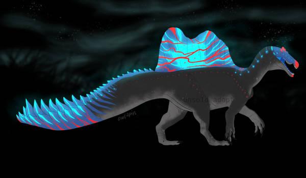 Dinovember #12 - Spinosaurus