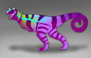 Dinovember #14 - Carnotaurus