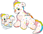 Fruity Pebble PD (SOLD)