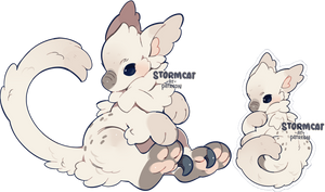 Baby Raptor PD (AUCTION * CLOSED)