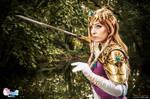 Zelda - an iron lady