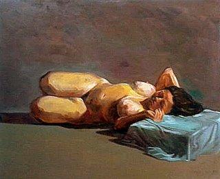 nude by sculptorandpainter