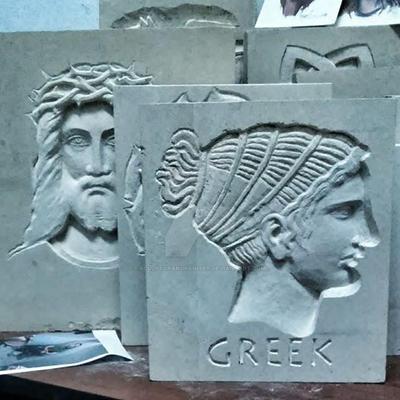 ofrodite by sculptorandpainter