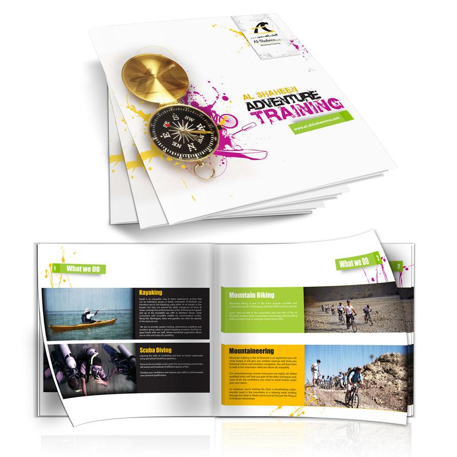 Al Shahine Brochure By Anacharef On Deviantart
