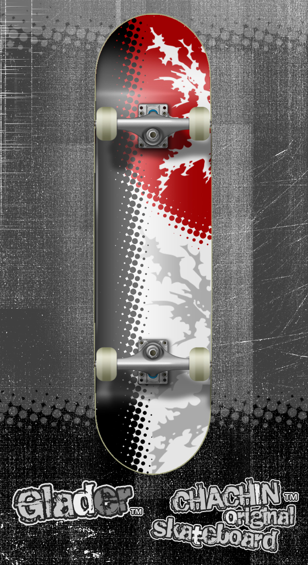 Logan Lerman Skateboard_Glader_by_chachin