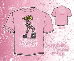 Princesa Peach by chachin