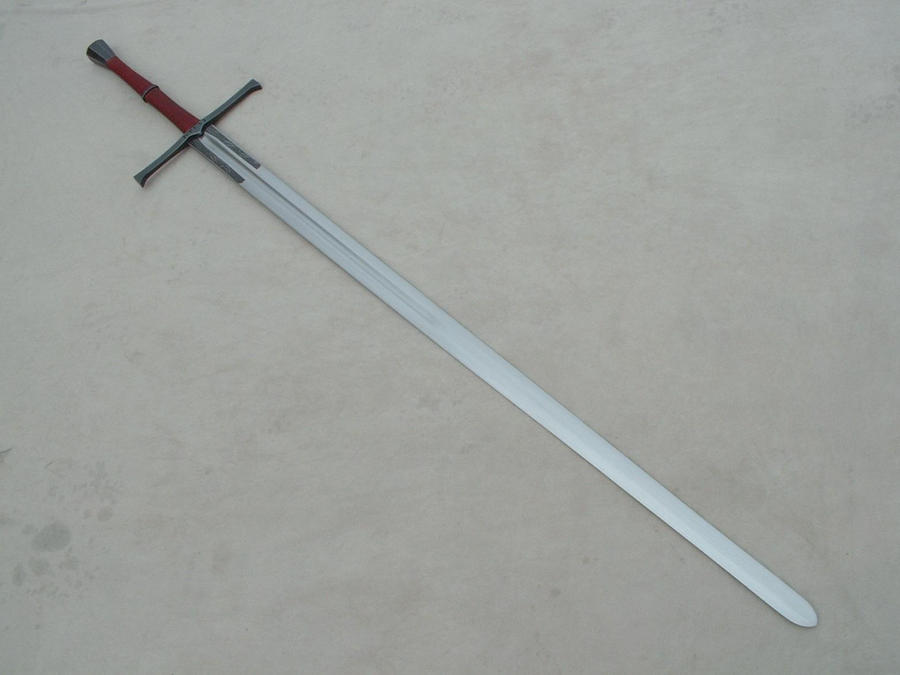 Great Sword by LongshipArmoury on DeviantArt