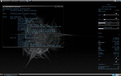 Screenshot linux by foxghent