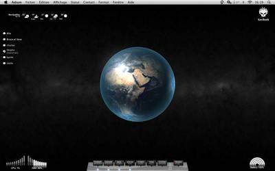 August 2008 desktop by foxghent