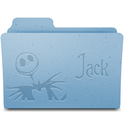 Jack Leopard Folder by foxghent
