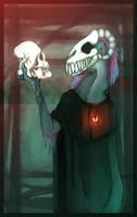 Bringer of death by PinkieCupcake