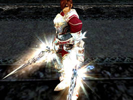 Lineage 2 Gladiator by sharpsh007er