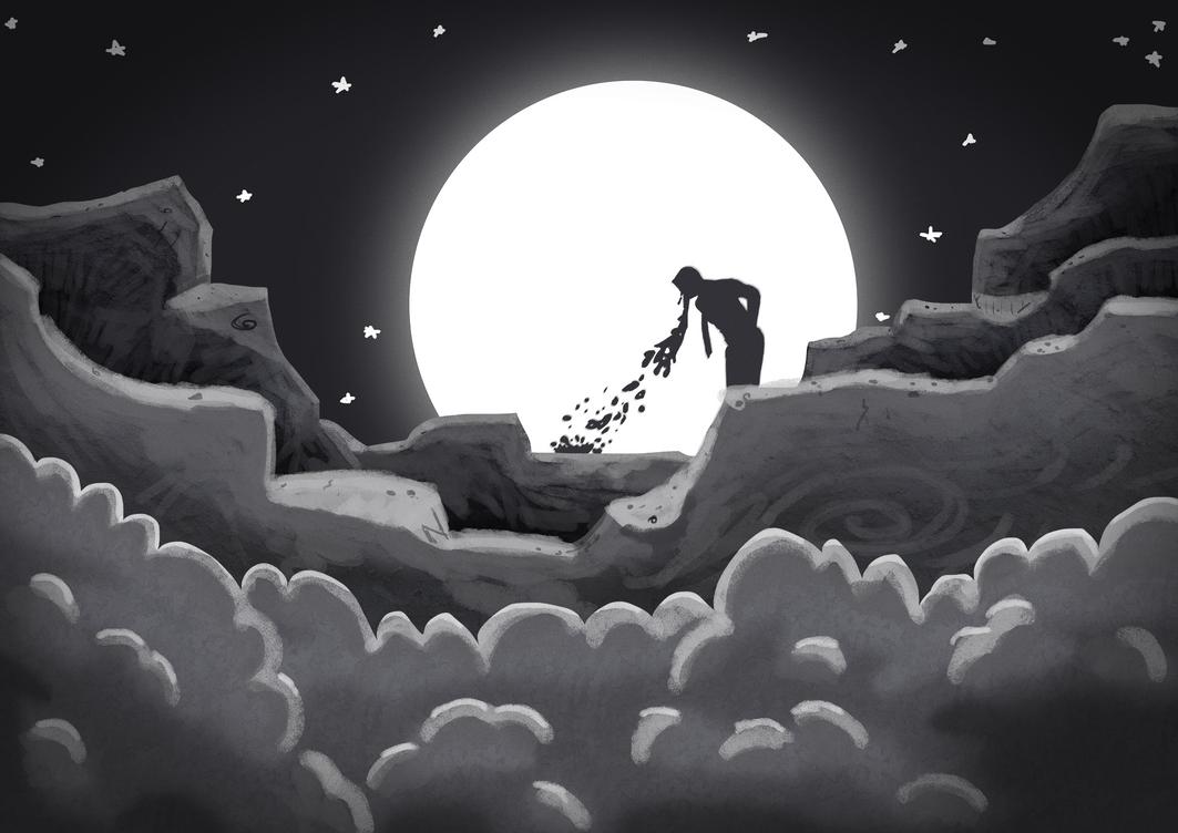 Night Sky by juscenko