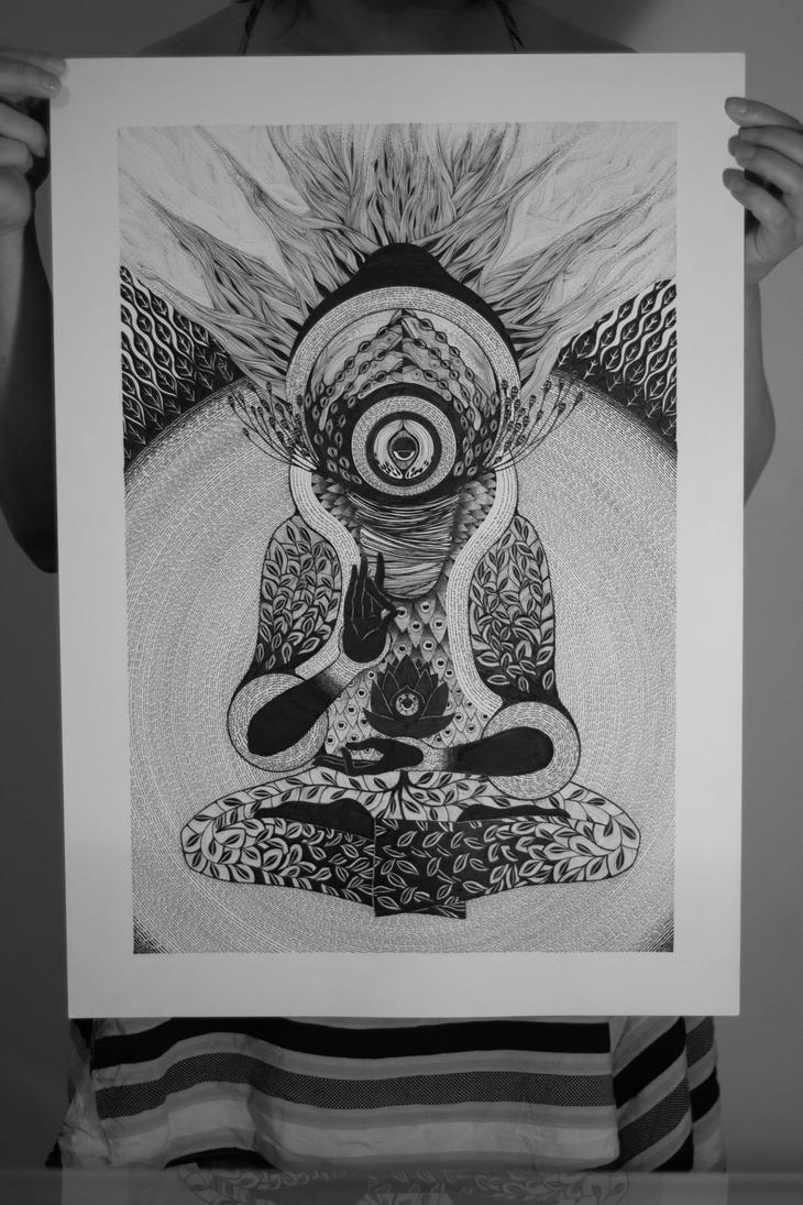 Shunya IV by Bergspot