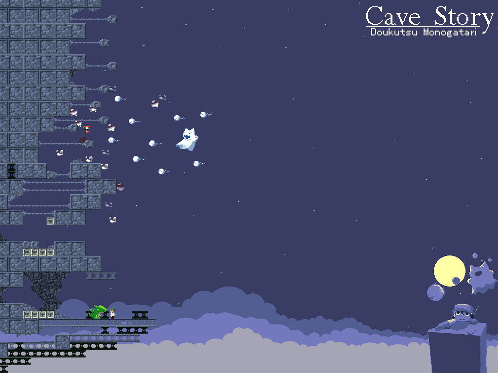 Cave Story OuterWallPaper 3 by Mighty183