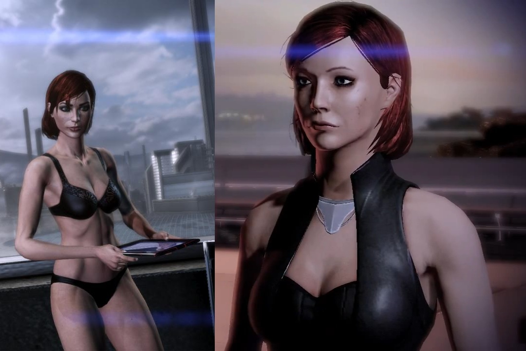 mass effect 3 outfits mod