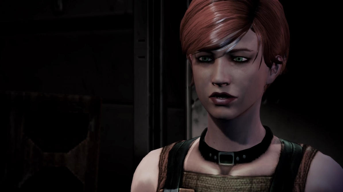 Kelly Chambers In Mass Effect 3 By Revan654 On DeviantArt