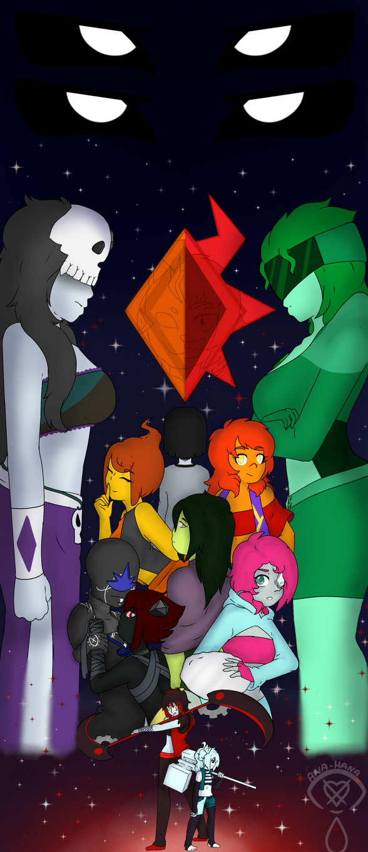 Dark Diamond Deeds by aka-hana