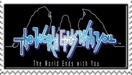 The world ends with you stamp by MajesticLozzA