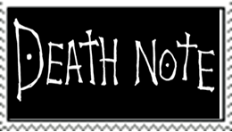 Death Note Stamp by MajesticLozzA