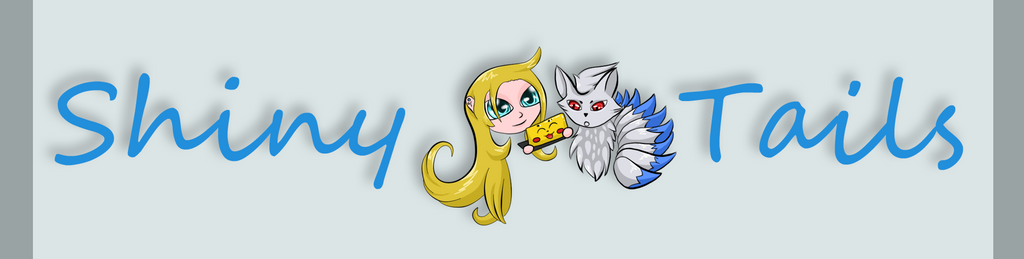 Shiny Tails Banner by Myklor