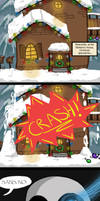 Sans wishes you a merry Friskmas!