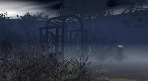 spooky yard 2