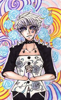 Gothstuck Rose