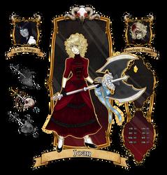 Morte Nostrum App: Joan