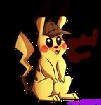 finally sall detective Pikachu !!!