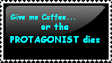Give Me Coffee.... by Duchess-Knight