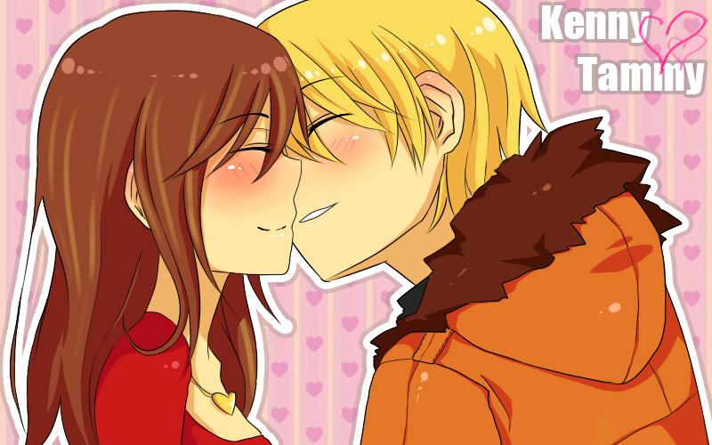 South Park Anime Kenny X Kyle Kenny x tammy by moeharu