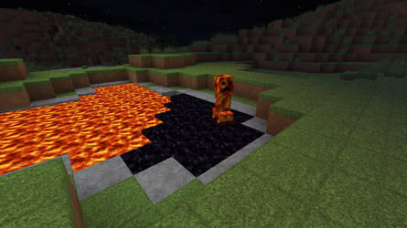 Lava Creeper by as2000