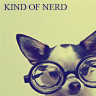 Kind of Nerd... Icon by jeffsama