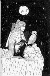 The Elf and the owl