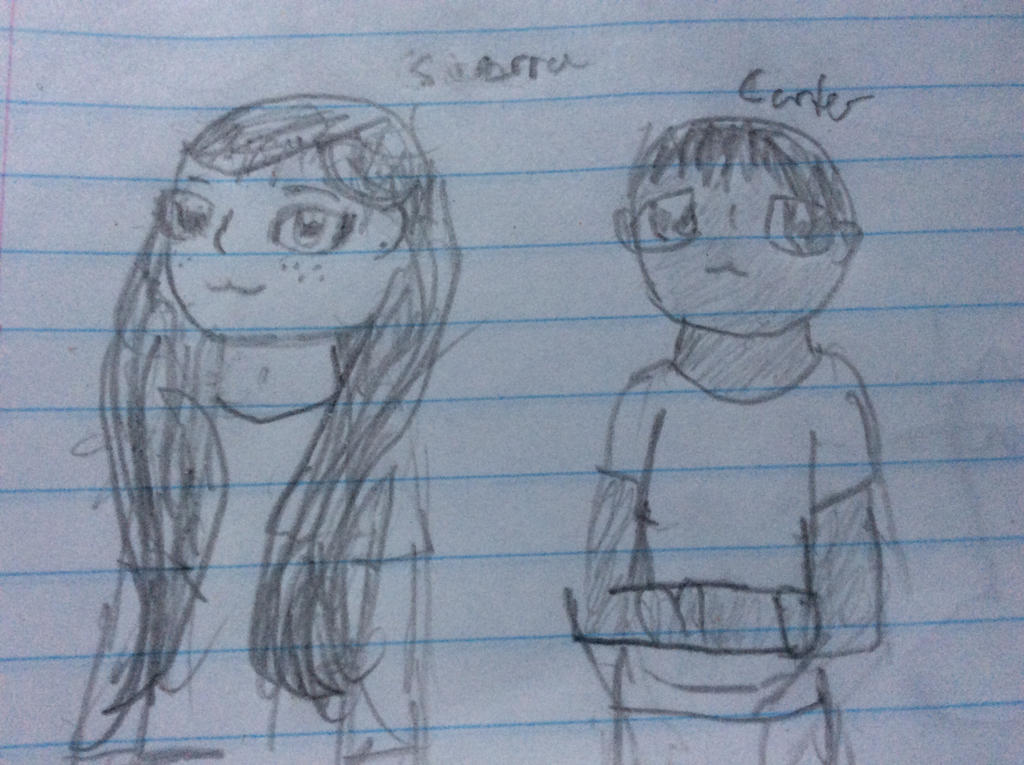 Sierra and Carter by TheOtherBillionaire
