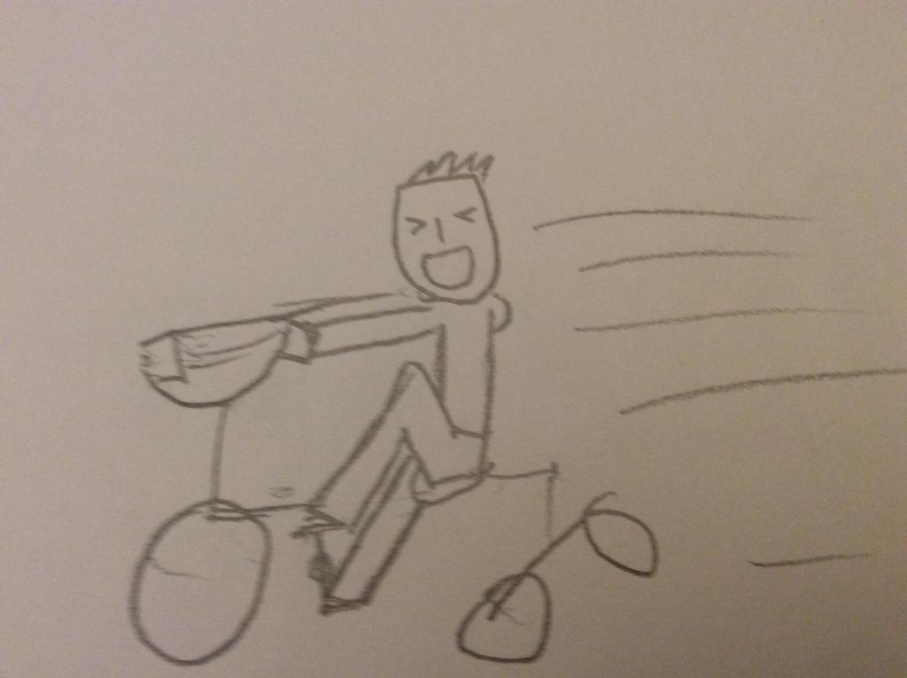 Bike 2 by TheOtherBillionaire