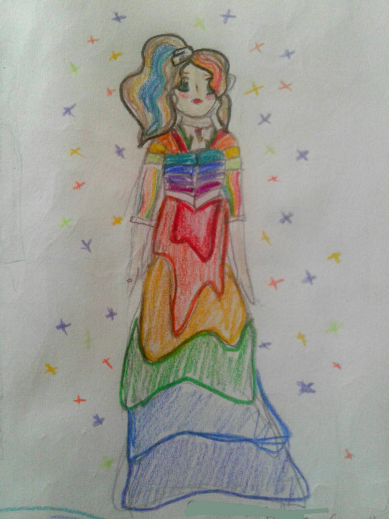 Rainbow 1 by TheOtherBillionaire