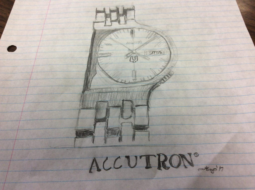 Accutron by TheOtherBillionaire