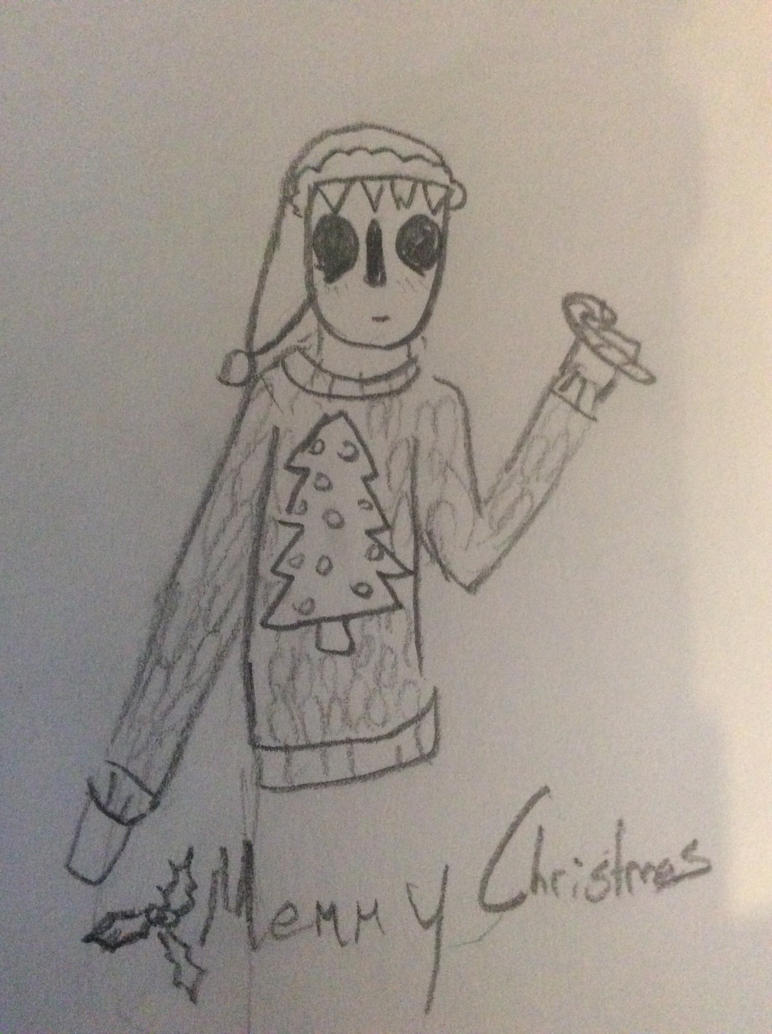 Christmas Doug by TheOtherBillionaire