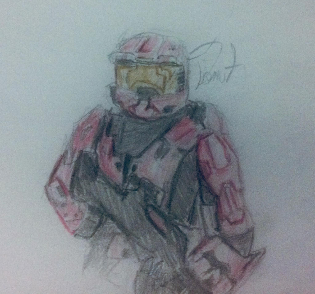 Private Donut (Redvsblue) by TheOtherBillionaire