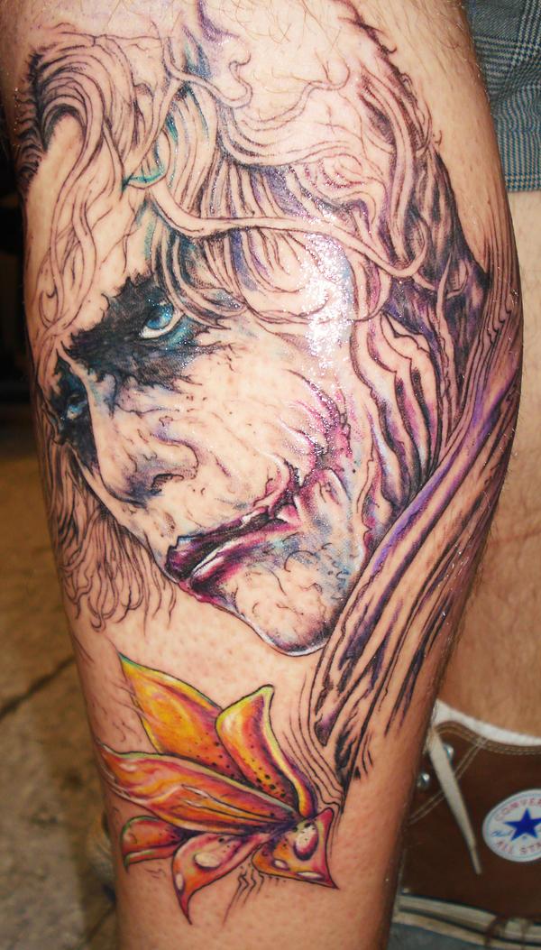 Tatuagem do Coringa / Joker