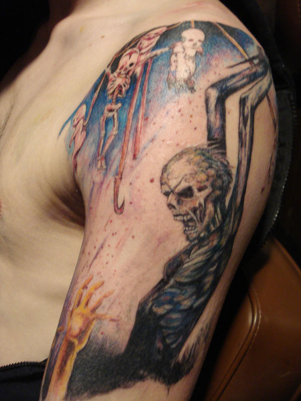 Cannibal Corpse Tattoo