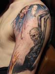 Cannibal Corpse Tattoo