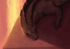 [Godzilla] Old Friend